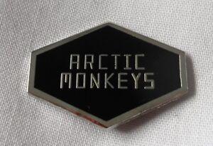 *NEW* Arctic Monkeys 'Tranquility Base Hotel & Casino' enamel badge.Tickets,Mod