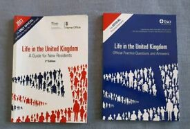 'Life in the U.K. test' official Home Office books