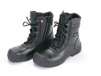 Brand new steel toe boots size 12 (or 47)