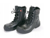 Sievi brand new steel toe boots size 12