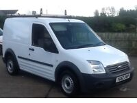 2012 transit connect 10 months psv fully serviced new brakes roof rack shelves and lockers