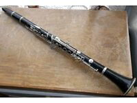 Blessings USA Cased Clarinet