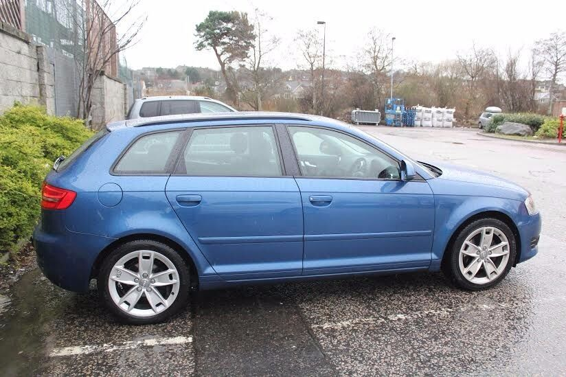 2009 audi a3 sportback 2 0 tdi 1 year mot new cambelt and a towbar in aberdeen gumtree. Black Bedroom Furniture Sets. Home Design Ideas
