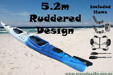 Double Sit In Sea Kayak Canoe $798 END OF FINANCIAL YEAR SALE!!! Albion Park Shellharbour Area Preview