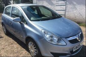 VAUXHALL CORSA LIFE A/C(2009)1.2-LOW MILEAGE