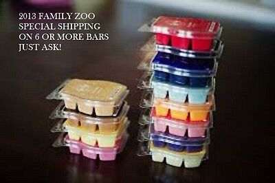Scentsy Bars A-Z 3.2 FL.OZ SPECIAL SHIPPING ...