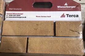 Bricks bricks 🧱 Wienerberger warm golden buff 🧱 @£500/1000