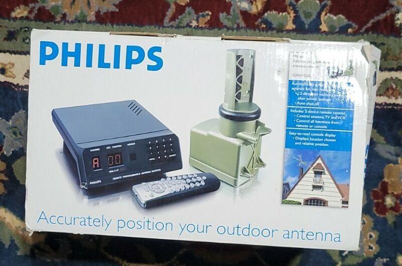 Philips Remote Programmable Antenna Rotator SDW1850/17 ****
