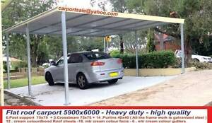 new  carport   5.9  x  6  $1700 Canberra City North Canberra Preview