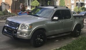 2009 Ford Sports Trac limited
