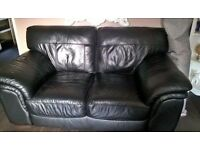 BARGAIN 2 SOFAS, CHAIR & FOOTSTOOL