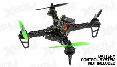 AeroSky QAV 250mm Superlight Plastic Quadcopter combo RC Radio Control Drone