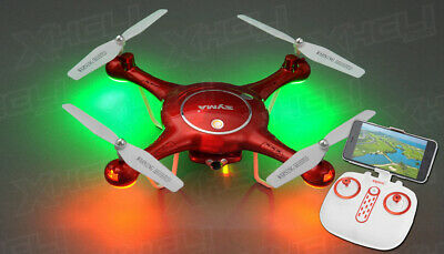 Syma X5UW Be WiFi FPV Camera RC Drone Quadcopter Ready to Fly