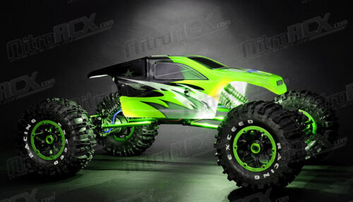 Exceed RC 1/8 2.4Ghz Mad Torque RC Rock Crawler Ready to Run
