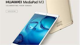"Huawei MediaPad M3 10"" Lite Tablet - (Qualcomm Octa-core 1.4GHz, RAM 3GB, ROM 32GB, IPS-Display)"