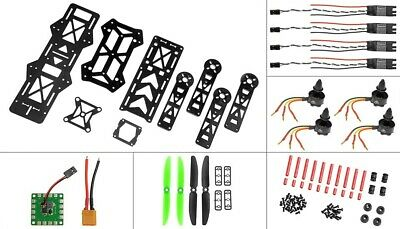 AeroSky 280mm Superlight Composite KIT combo RC Drone Racing Quadcopter Kit
