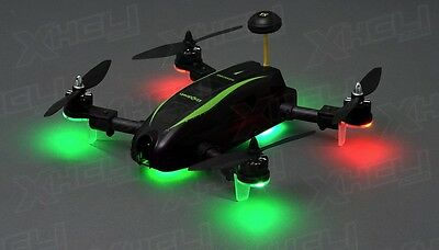 Top RC KDW280 Brushless Lipo FPV Racing Drone Quadcopter Drone Racer RTF(Ban)