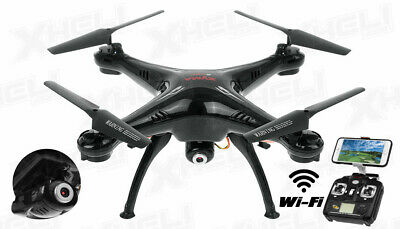 Syma X5SW Explorers 2 2.4GHz 4CH WiFi FPV RC Quadcopter Drone Iphone Android