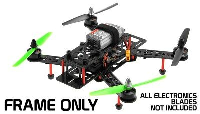 AeroSky 250 Carbon Fiber KIT Drone RC Inconsiderable Control Radio Quadcopter