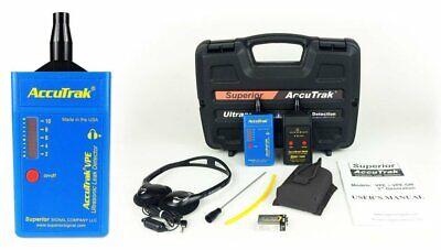 Accutrak Vpe Plus Kit Ultrasonic Leak Detector