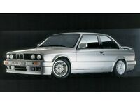WANTED BMW 3 SERIES E30 325 SPORT SALOON OR MOTORSPORT CONVERTIBLE