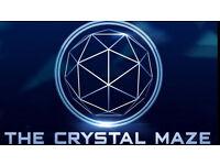 2x Crystal Maze Tickets London