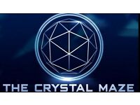 Crystal Maze (5 Tickets) - Friday 24th Feb @ 5.30pm