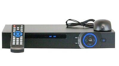 8Channel 1080P Mini 1U HD-CVI DVR (NO HDD Installed) on Rummage