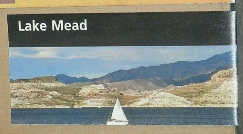 2009 Map and Guide of Lake Mead, Arizona/Nevada