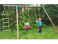 New little tikes swing set NEW BOXED