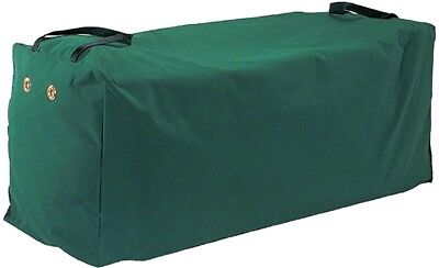 """Bale Bag 44"""" x 16"""" x 18""""  FOREST GREEN/HORSE TACK/RODEO/EQUESTRIAN/"""