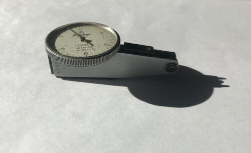 """Mitutoyo 513-202 Dial Test Indicator (Resolution 0.0005"""")"""