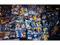 LEGO COLLECTION - FROM POLICE, FIRE, CITY, DUNGEONS SPACE, RACE ETC - 16KG BARGAIN (WILL SPLIT)