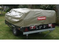 Trailer Tent - Trigano Galleon 2012