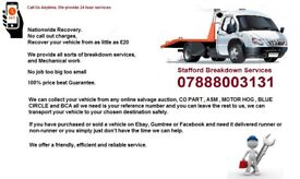 Stafford Breakdown Services