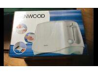 Kenwood toaster brand new