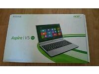 Acer aspire v5 touch netbook