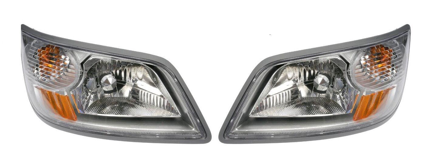 For Hino 258ALP 268 268A 338 338CT 06-14 Driver Left Headlight Assembly Dorman