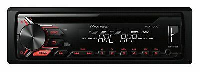PIONEER CD MP3 PLAYER CAR RECEIVER 50Wx4 (DEH-X1910UB) - NO ACCESSORIES ™