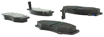 Disc Brake Pad-C-TEK Metallic Brake Pads Front Centric 102.02660