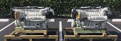 Caterpillar CAT 3126B, Marine Diesel Engine