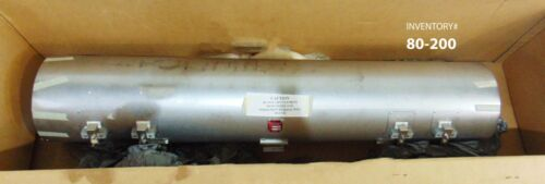 """ProTemp Products 103243 Furnace Element Tube 6"""" inch 150mm 64 Inch length *new"""