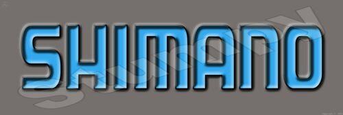 """Shimano Metal Sign 6"""" x 18"""""""