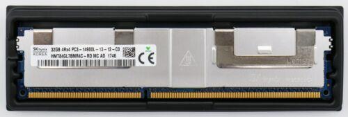 SK Hynix 32GB DDR3 1866 ECC Registered PC3L-14900L LRDIMM HMT84GL7BMR4C-RD