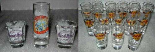 Hard Rock Shot Glasses You Pick City