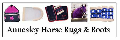 Annesley Horse Rugs and Boots