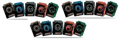Ultra Pro Mana 4 Symbol deck dividers 15ct Pack Magic the Gathering MTG 86101
