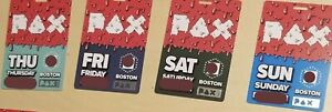 PAX East tickets (all four days)