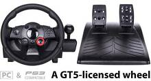 Driving Force GT Wheel for PS3 or PC Eleebana Lake Macquarie Area Preview