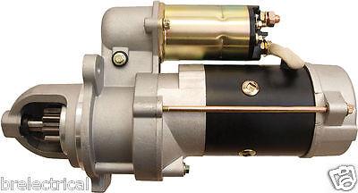 Gear Reduction John Deere Starter Fits 3020 4020 4430 4620 7020 Tractor